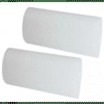 Carga Mini Rolo Nylon 2 uni. Universal 110mm