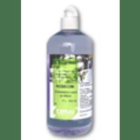 Gel antisséptico para as mãos à base de álcool 70% e peróxido de hidrogénio