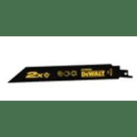 Jogo de 5 Lâminas Bi-metal de serra sabre 228mm DT2307L