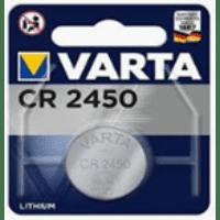 Pilha Litio 3V CR2450N