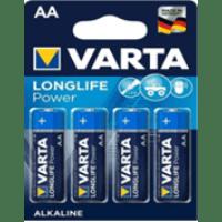 Pilha Varta ALC AA LR6 4906 1.5V