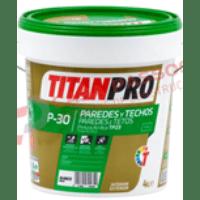 Tinta Plástica Titan Pro Branco 1Lt